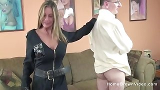 This is one naughty cop! She makes this impoverish fillet down and fuck her tight hole