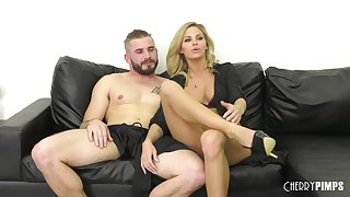 Seducing anyone into an intense fuck is what Jessa Rhodes does best