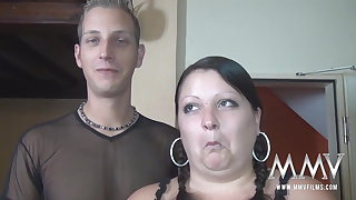 MMV FILMS Welcome to a Private Swinger lash