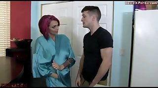 Son-In-Law forcing StepMom XXXMAX Taboo mother sonny smut