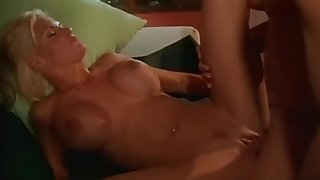 Two couples have hot and heavy group sex and share partners and cumshots