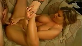 Busty Step Mom Riding Step Son Big Dick Big Gut