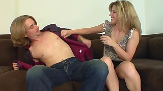 amateur sex mature had intercourse in her arse